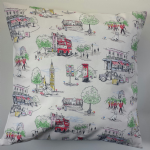 Cushion Cover in Cath Kidston Billie Goes To Town 16""